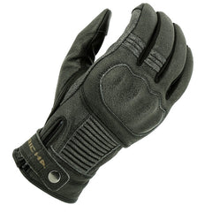 Richa Bobber Vintage CE Certified Motorbike Motorcycle Gloves - Black - Richa -  - MSG BIKE GEAR - 1