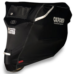 Oxford Motorbike Motorcycle Protex Stretch Outdoor Premium Stretch-Fit Cover - Oxford -  - MSG BIKE GEAR