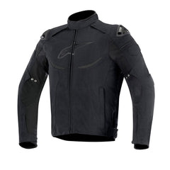 Alpinestars Enforce Drystar Waterproof Textile Motorcycle Jacket - Black - Alpinestars -  - MSG BIKE GEAR - 1