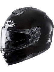 HJC C-70 Logo Full Face Helmet - Black