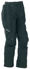SPADA DUO TECH MOTORCYCLE MOTORBIKE TOURING TROUSERS-BLACK SHORT/STD LEG new - Spada -  - MSG BIKE GEAR