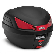 Givi B27NMAL 27 Litres Motorbike Scooter Motorcycle Monolock Top Case Top Box