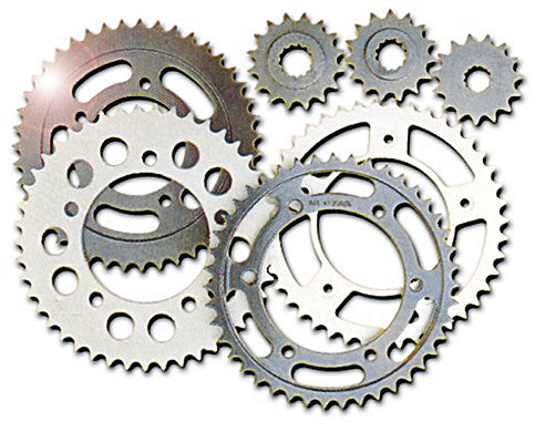 RK SPROCKET R/W 1332/332/344-44T HON DUAL COMBINATION (4350) - Csk -  - MSG BIKE GEAR