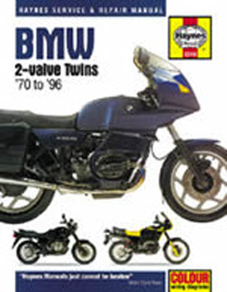HAYNES 249 BMW TWINS [SERIES 5;6+7] 70-96 MANUAL new