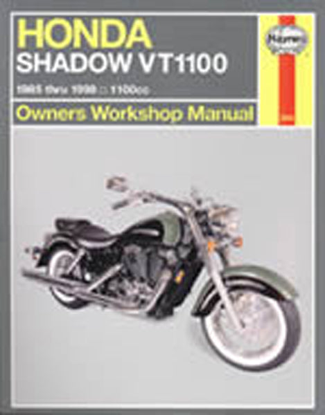 HAYNES 2313 HONDA SHADOW VT1100C;2;3.T (USA) (85-07) new