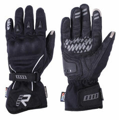 RUKKA VIRIUM TOUCH SCREEN TECH GTX GORETEX WATERPROOF MOTORCYCLE GLOVES BLACK - RUKKA -  - MSG BIKE GEAR - 1