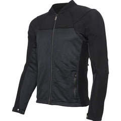 Knox Zephyr Pro Armoured Jacket - Black