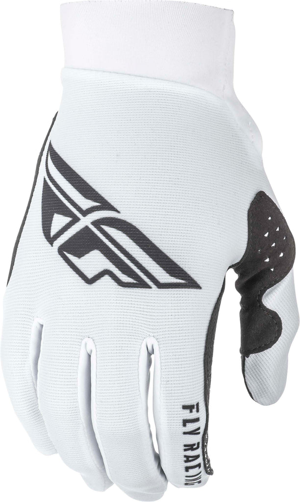 Fly Racing 2019 Adult Pro Lite MX Off Road Gloves - White