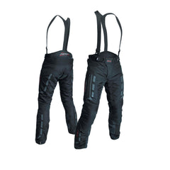 RST Pro Series 2418 Paragon V Short Leg CE Textile WP Motorcycle Jeans Black
