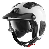 Shark X-Drak Helmet Lid - Plain White