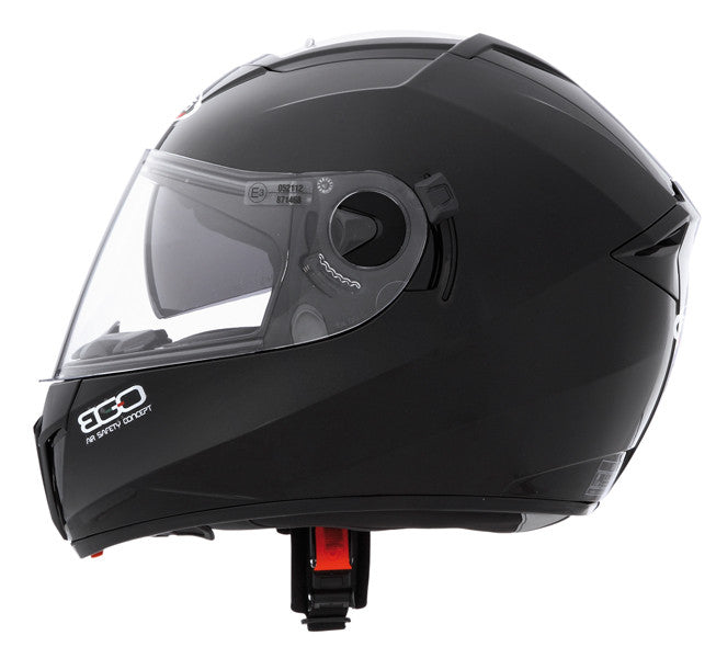 CABERG EGO BLACK PAINTED FULL FACE DVS MOTORCYCLE HELMET - Caberg -  - MSG BIKE GEAR