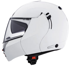 CABERG JUSTISSIMO GT WHITE FLIP FRONT DVS MOTORCYCLE HELMET * - Caberg -  - MSG BIKE GEAR