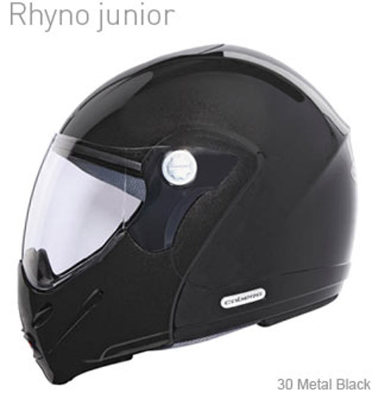 CABERG RHYNO JUNIOR METAL BLACK Helmet new S