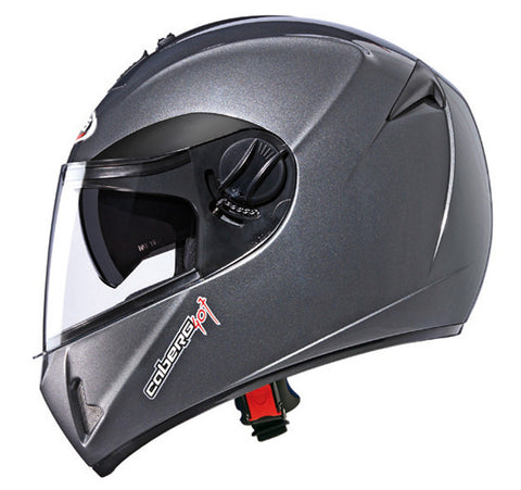 CABERG V2 407 GUN METAL FULL FACE MOTORCYCLE SPORTS HELMET * - Caberg -  - MSG BIKE GEAR