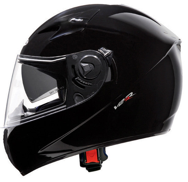 CABERG V2RR BLACK PAINTED FULL FACE MOTORCYCLE HELMET - Caberg -  - MSG BIKE GEAR