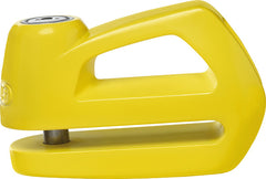 ABUS ELEMENT 290 YELLOW DISC LOCK 9.5mm [55968 6] - Abus -  - MSG BIKE GEAR