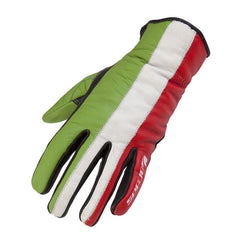 SPADA FIFTY2 ITALIA LEATHER MOTORCYCLE GLOVES BLK/RED/GRN/WHITE LADIES - Spada -  - MSG BIKE GEAR