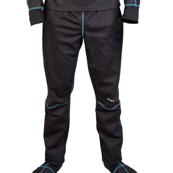 SPADA CHILL FACTOR2 THERMAL MOTORCYCLE WINDPROOF TROUSERS BLACK - Spada -  - MSG BIKE GEAR