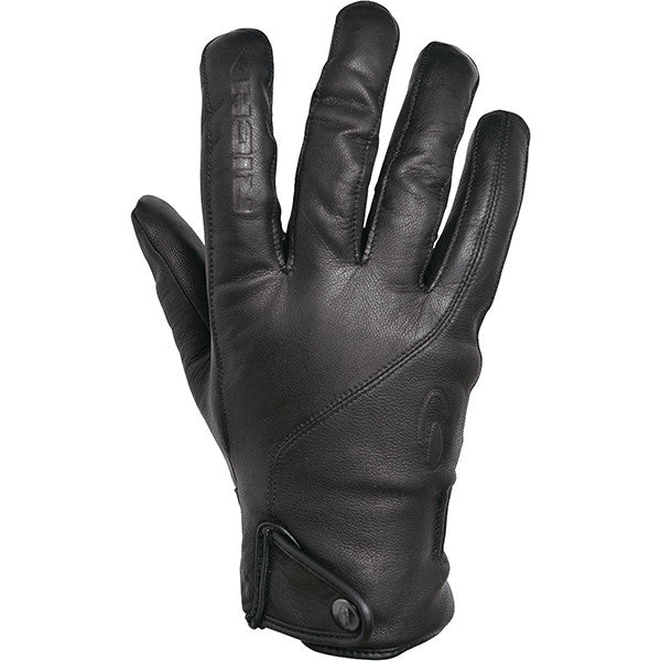 Richa Brooklyn Waterpoof Leather Touring Cruiser Motorcycle Gloves Black - Richa -  - MSG BIKE GEAR - 1