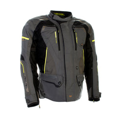 Richa Infinity 2 Waterproof Texile Jacket - Titanium