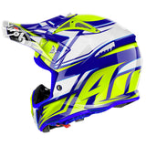 Airoh Aviator 2.2 MX Helmet - Restyle Yellow