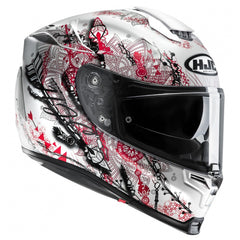 HJC RPHA 70 Hanoke Full Face Helmet - Red MC1SF