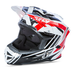 Fly 2017 Bike Default MTB Downhill BMX Full Face Adult Helmet Red/Black/White - Fly Racing -  - MSG BIKE GEAR - 1