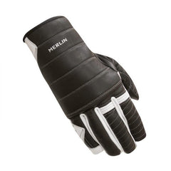 Merlin Boulder Gloves - Black / White