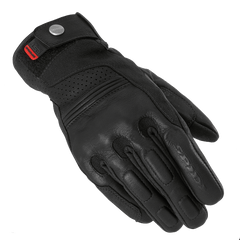 Spidi Urban Leather Gloves - Black
