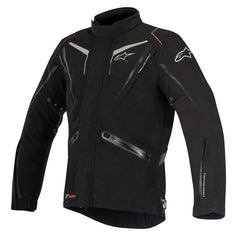 Alpinestars Yokohama Drystar Waterproof Motorbike Motorcycle Jacket - Black - Alpinestars -  - MSG BIKE GEAR - 1