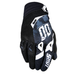Shot Devo Squad MX Off Road Dirt Bike Motocross Bike Gloves - Black - Shot -  - MSG BIKE GEAR - 1