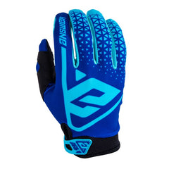 ANSWER GLOVE AR 1 KID YOUTH 2019 ASTANA REFLEX BLUE MOTOCROSS