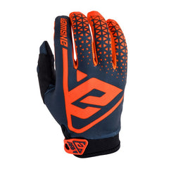 ANSWER GLOVE AR 1 KID YOUTH 2019 FLO ORANGE CHARCOAL MOTOCROSS