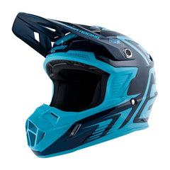 ANSWER HELMET AR1 EDGE 2019 ASTANA REFLEX BLUE MOTOCROSS