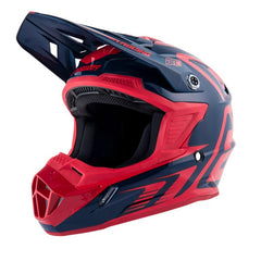 ANSWER HELMET AR1 EDGE BRIGHT RED MIDNIGHT