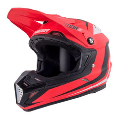 ANSWER HELMET AR5 PULSE 2019 MATTE BRIGHT RED WHITE (WITH MIPS) MOTOCROSS