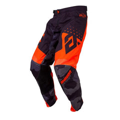 ANSWER PANT ELITE DISCORD 2019 BLACK ORANGE MOTOCROSS