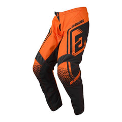 ANSWER PANT SYNCRON DRIFT KID YOUTH 2019 FLO ORANGE CHARCOAL MOTOCROSS