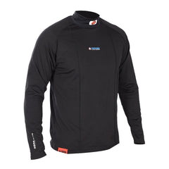 Oxford Layers Warm Dry Long Sleeved High Neck Motorcycle Thermal Top - Black - Oxford -  - MSG BIKE GEAR