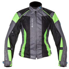 Spada Air Pro 2 Motorcycle Motorbike Ladies Lining Jacket - Silver/Black/Fluo - Spada -  - MSG BIKE GEAR - 1