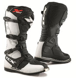 TCX X-Blast Off Road MX Enduro CE Approved Motocross Boots - White - TCX -  - MSG BIKE GEAR - 1