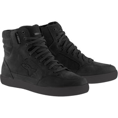 Alpinestars J-6 Waterproof Urban Short Motorcycle Ankle Boots Black - ALPINESTARS -  - MSG BIKE GEAR - 1