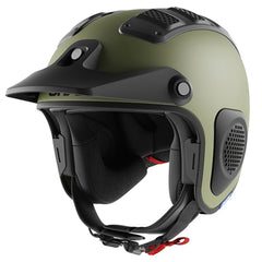 Shark ATV-Drak Helmet - Matt Green