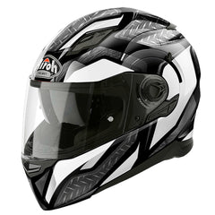 Airoh Movement-S DVS Helmet - Steel Gloss White