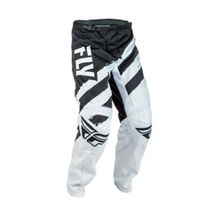 Fly Racing 2018 F-16 Youth Motocross Pants - White / Black
