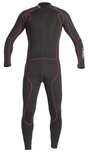 RST TECH X MULTISPORT 0034 THERMAL BASE LAYER 1 PIECE SUIT BLACK - RST -  - MSG BIKE GEAR - 1