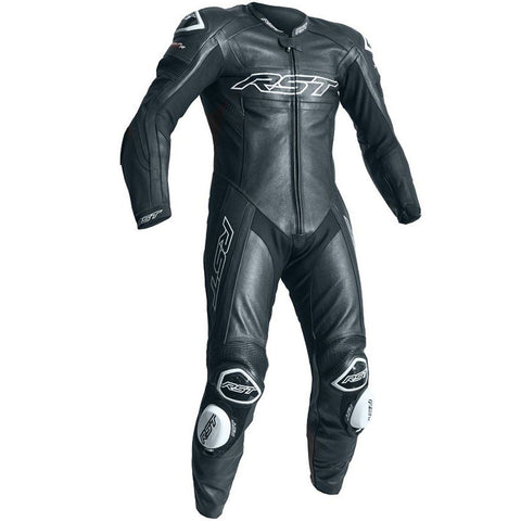 RST 2054 TracTech Evo R CE Approved Leather Suit - Black