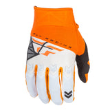 Fly Racing 2018 F-16 MX Gloves - Orange / White