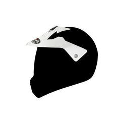 Airoh S5 Replacement MX Helmet Peak - Colour White