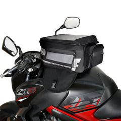 Oxford Luggage F1 18L Magnetic Tank Bag - Black